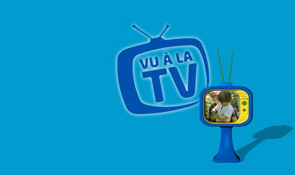 Une série diffusée à la télévision
